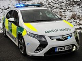 Vauxhall Ampera Ambulance 2013 wallpapers