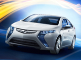 Vauxhall Ampera Concept 2009 wallpapers
