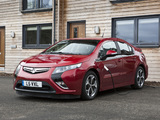 Vauxhall Ampera 2011 wallpapers