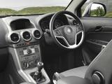 Images of Vauxhall Antara 2007–10