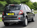Photos of Vauxhall Antara 2007–10