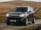 Photos of Vauxhall Antara 2010