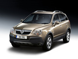 Pictures of Vauxhall Antara 2007–10