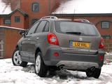 Pictures of Vauxhall Antara 2007–10