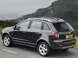 Vauxhall Antara 2007–10 pictures