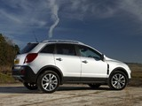 Vauxhall Antara 2010 photos