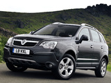 Vauxhall Antara 2007–10 wallpapers