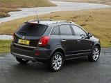 Vauxhall Antara 2010 wallpapers