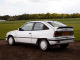 Images of Vauxhall Astra GTE 1984–91