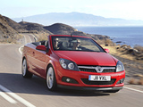 Images of Vauxhall Astra TwinTop 2006–10