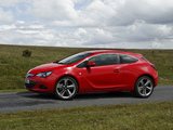 Images of Vauxhall Astra GTC 2011