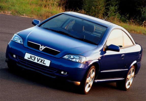 Photos Of Vauxhall Astra Coupe 200005