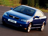 Photos of Vauxhall Astra Coupe 2000–05