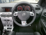 Photos of Vauxhall Astra VXR Arctic Special 2010