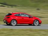 Photos of Vauxhall Astra GTC 2011