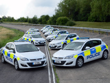 Photos of Vauxhall Astra Police 2012