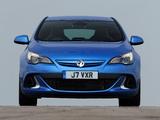 Photos of Vauxhall Astra VXR 2012
