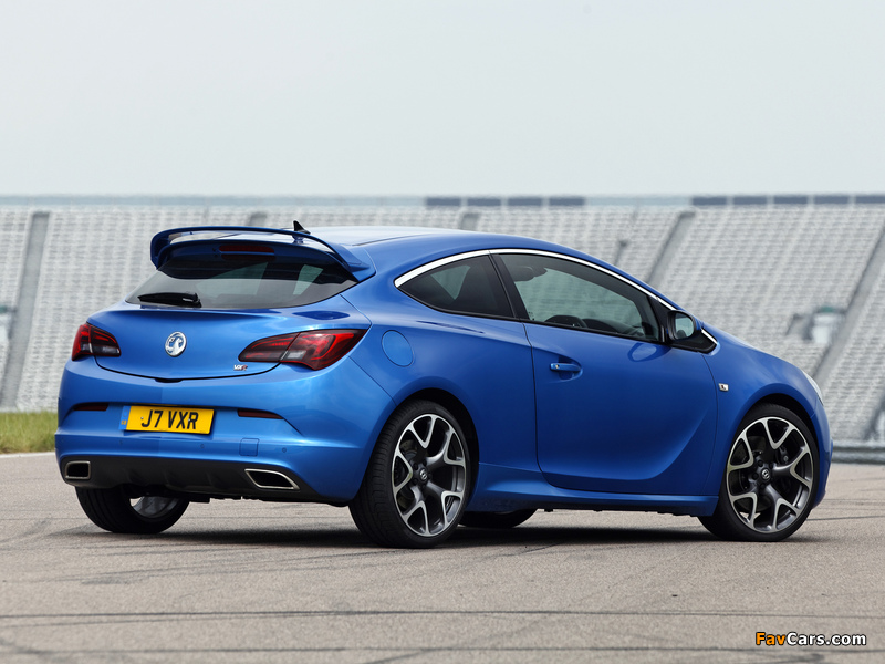 Photos of Vauxhall Astra VXR 2012 (800 x 600)