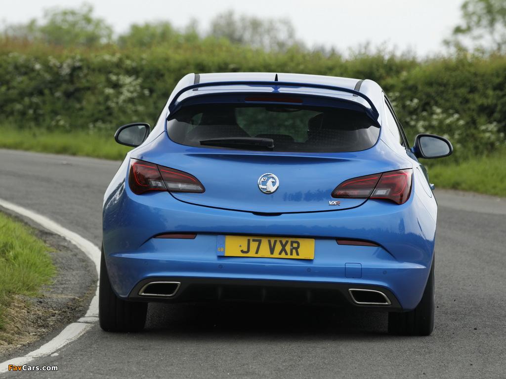 Photos of Vauxhall Astra VXR 2012 (1024 x 768)