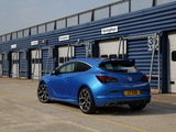 Photos of Vauxhall Astra VXR 2012