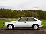 Pictures of Vauxhall Astra GTE 1983–85