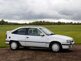 Pictures of Vauxhall Astra GTE 1984–91