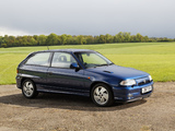 Pictures of Vauxhall Astra GSi 1991–95