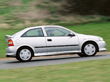 Pictures of Vauxhall Astra SRi 1998–2004