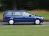 Pictures of Vauxhall Astra Estate 1998–2004