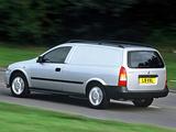 Pictures of Vauxhall Astravan 1999–2006