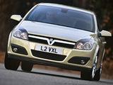 Pictures of Vauxhall Astra 5-door 2004–07