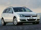 Pictures of Vauxhall Astra Estate 2005–10