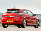 Pictures of Vauxhall Astra VXR 2005–10