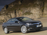 Pictures of Vauxhall Astra TwinTop 2006–10