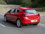 Pictures of Vauxhall Astra 5-door 2009