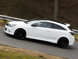 Pictures of Vauxhall Astra VXR Arctic Special 2010
