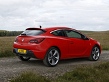 Pictures of Vauxhall Astra GTC 2011