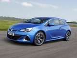 Pictures of Vauxhall Astra VXR 2012