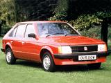 Vauxhall Astra 5-door 1980–84 pictures