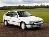 Vauxhall Astra GTE 1984–91 pictures