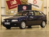 Vauxhall Astra 5-door 1991–98 pictures
