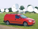 Vauxhall Astravan 1999–2006 images