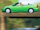 Vauxhall Astra Cabrio 2001–06 photos