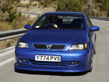 Vauxhall Astra Coupe 888 2001 photos