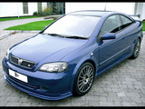 Vauxhall Astra Coupe 888 2001 pictures