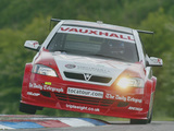 Vauxhall Astra Coupe BTCC 2001–04 pictures
