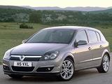 Vauxhall Astra 5-door 2004–07 pictures