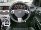 Vauxhall Astra VXR 2005–10 images