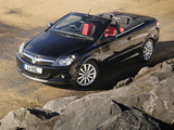 Vauxhall Astra TwinTop 2006–10 images