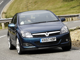 Vauxhall Astra Panoramic 2006–10 images